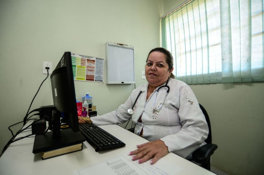 Programa Mais Médicos - Médicos cubanos em Santa Catarina