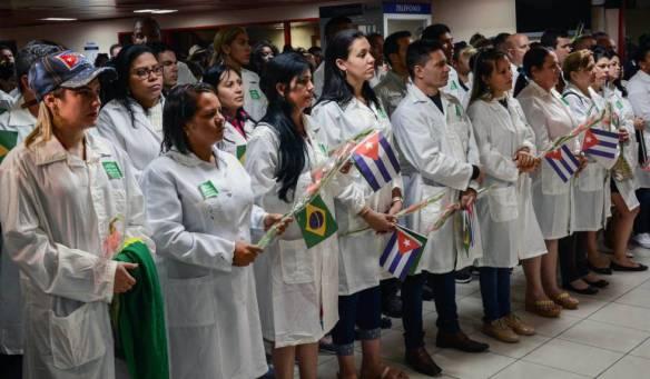 Programa Mais Médicos - Médicos cubamos