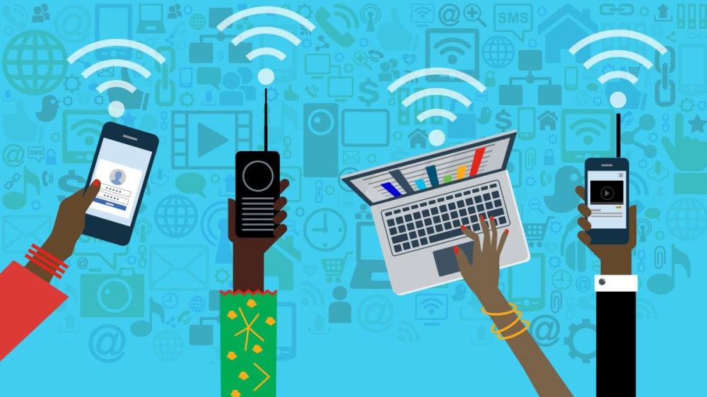51,2% da população mundial estará conectada à internet até o fim deste ano