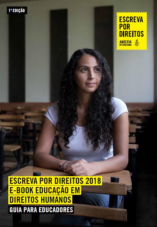 Escreva por direitos 2018 - e-Book educação em direitos humanos [Guia para educadores]