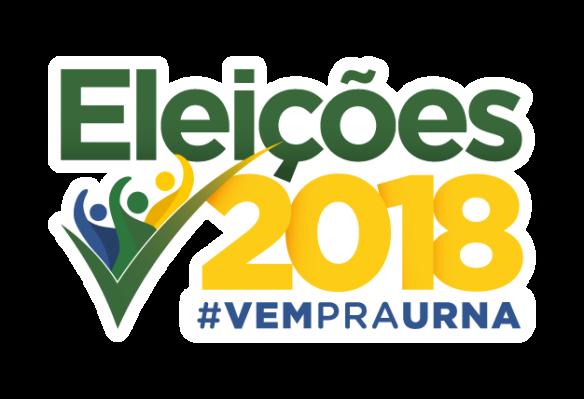 Logo das Eleições 2018