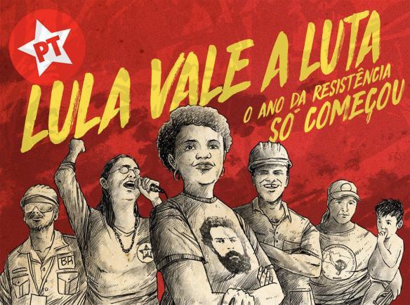 Lula vale a luta