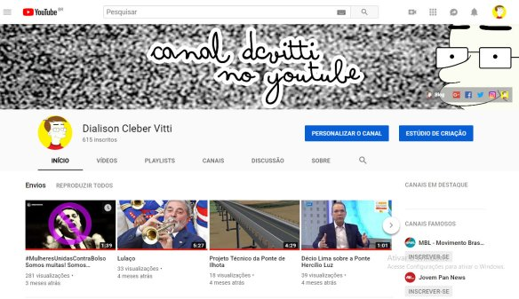 Youtube dcvitti
