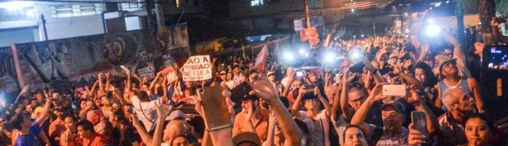 Militância Lula Livre