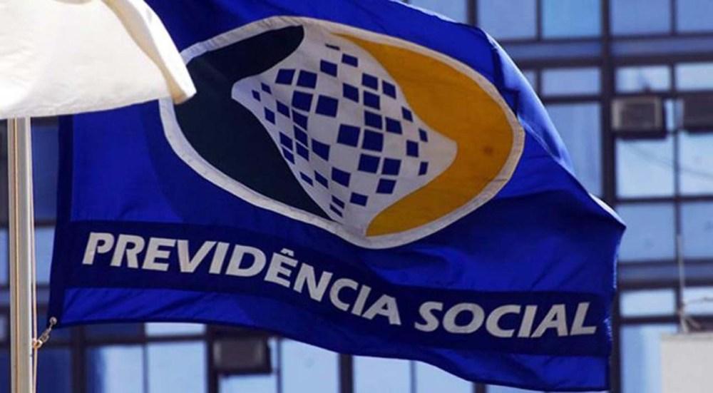 Bandeira da Previdência Social