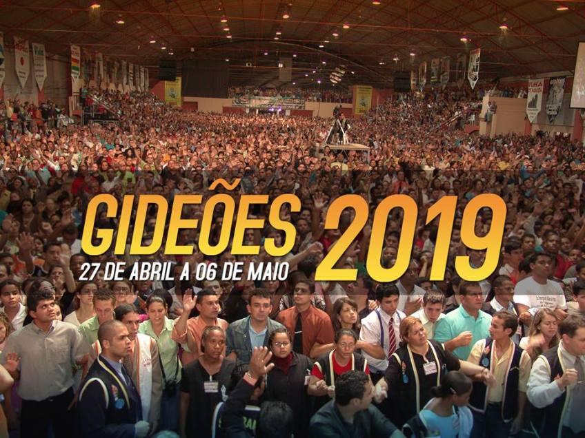 Congresso dos Gideões 2019