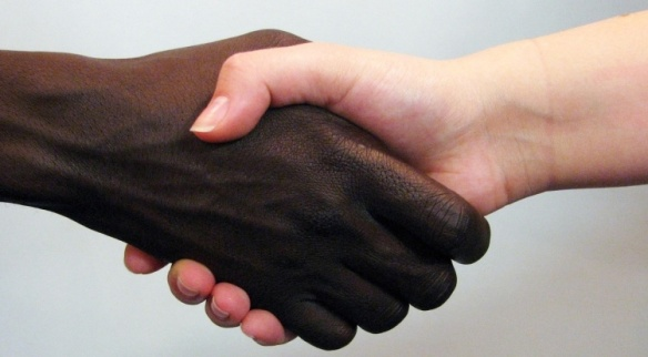 Contra a discriminação racial