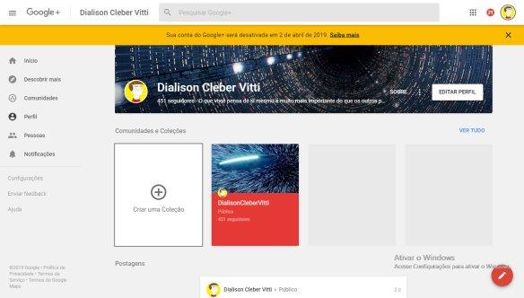 Google+ dcvitti