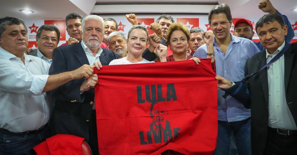 PT Lula Livre