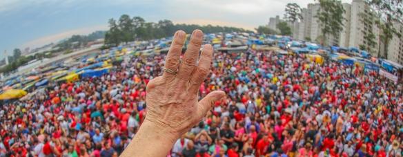 Resistência e luta - Lula