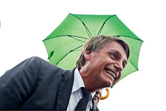 As coincidência de Jair Bolsonaro