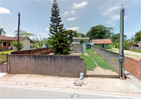 Casa do dcvitti no Google Street View