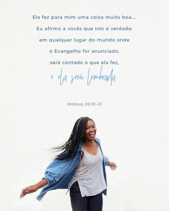 Mateus 26:10-13