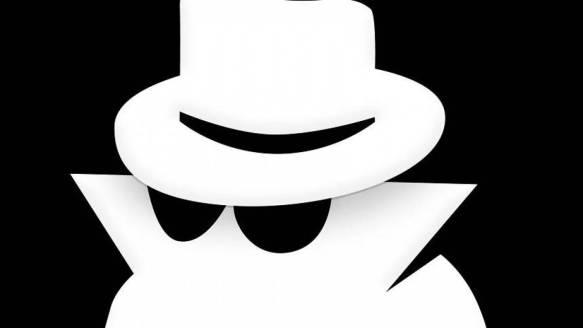 incognito anônimo privacidade