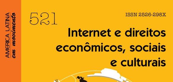 Internet e direitos econômicos, sociais e culturais