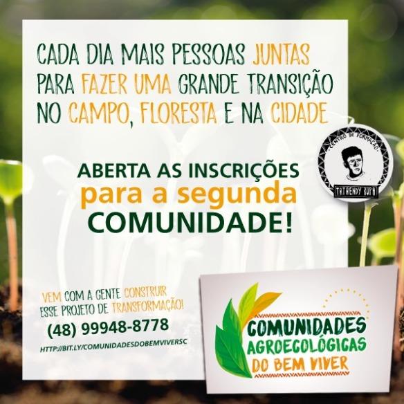 Comunidades agroecológicas do bem viver