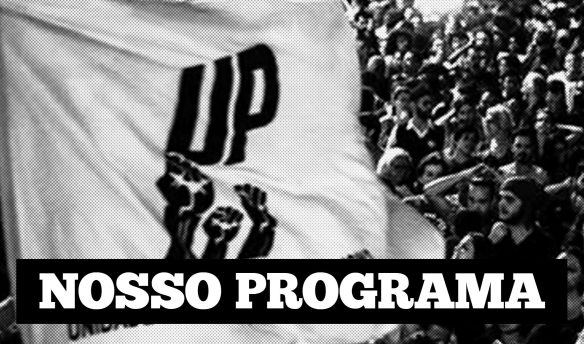 Programa do Partido Unidade Popular