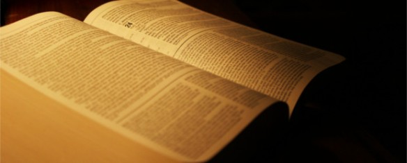 Sola Scriptura - somente as Escrituras