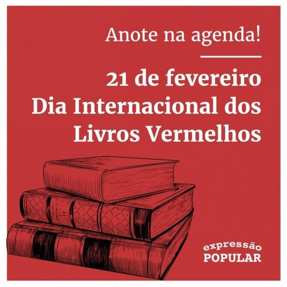 Dia Internacional dos Livros Vermelhos