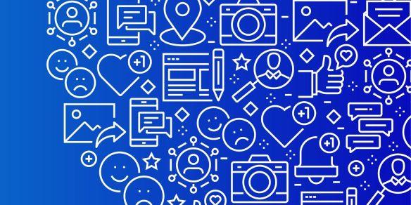 Como um designer gráfico pode tornar a mídia social da sua marca incrível
