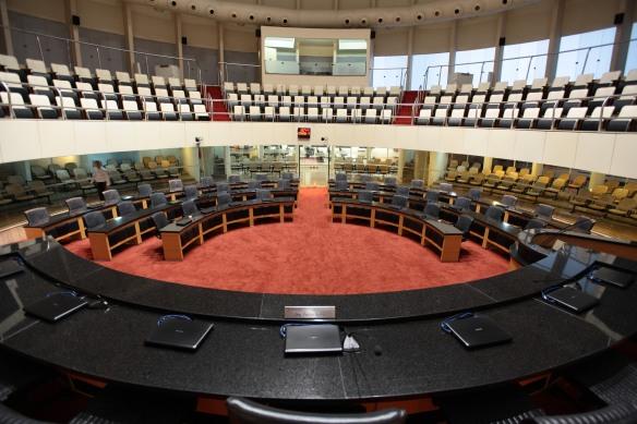 Plenário da Alesc