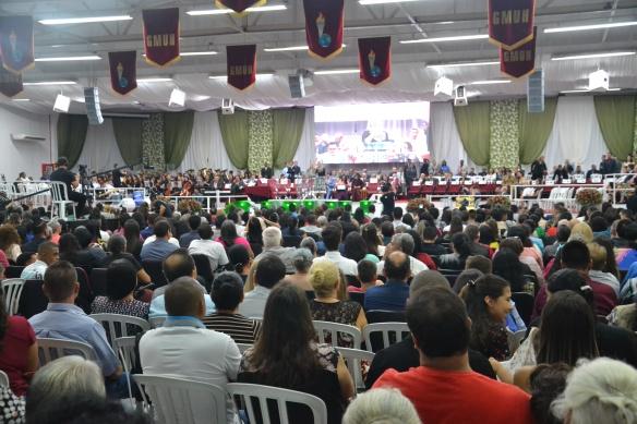 Prefeitura de Camboriú arrecada cerca de R$ 520 mil durante Congresso de Gideões