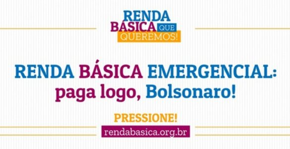 Renda Básica Bolsonaro