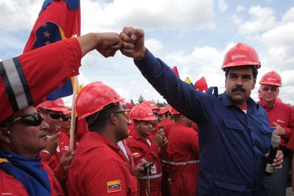 Trabalhadores Venezuela