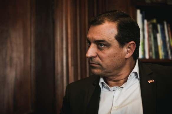 Governador Carlos Moisés da Silva